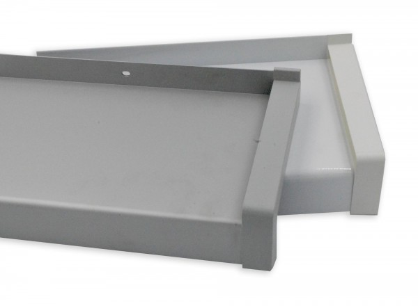 Fensterbank Seitenabschlüsse (Paar)